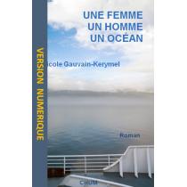 Une femme, un homme, un océan